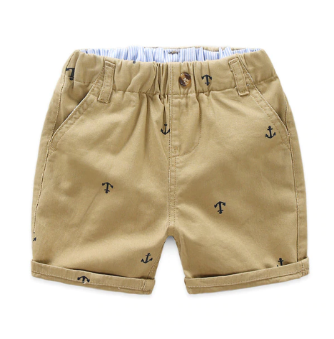 SQBCMW Kids summer Trousers Children Pants for baby boys loose shorts