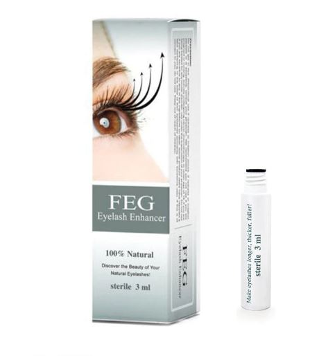 Natural Eyelashes Lash Eye Lashes Eye Mascara Eyelash Length Growth Serum Eyebrow