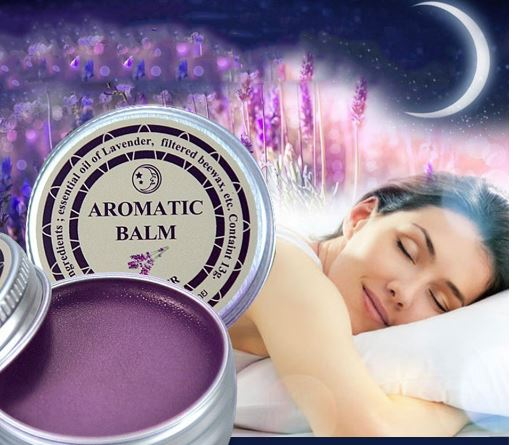 Balm Cream Improve Sleep Relieve Humor Relax Aromatic Balm Fragrances & Deodorants