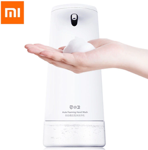 Xiaomi Xiaowei W66018XP Portable Soap Dispensers Intelligent Auto Induction Hand Washing Machine