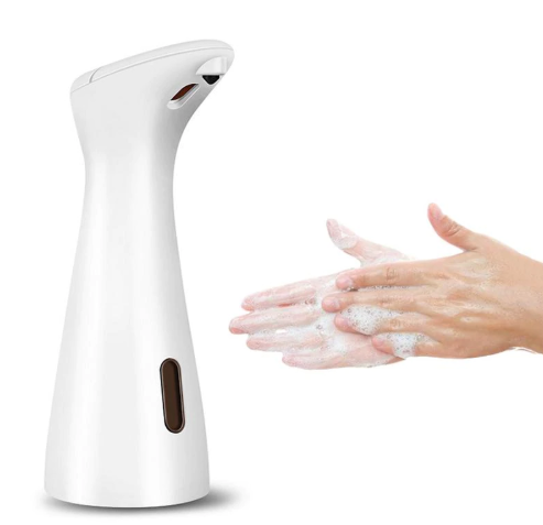 Intelligent Auto Foam Soap Dispenser Induction Foaming Hand Washing Machine Portable Liquid Soap Dispenser