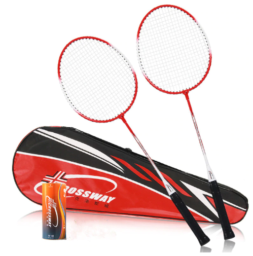 Badminton Racket 2Pcs Professional Badminton Racquet High Quality Badminton Set