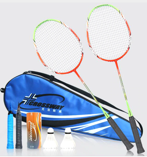 Crossway Professional Badminton Rackets Light Weight Carbon Badminton Rackets