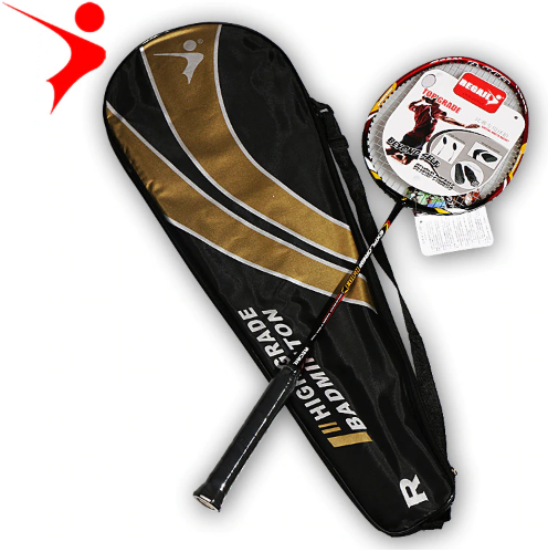 1pcs carbon alloy carbon fiber badminton racket