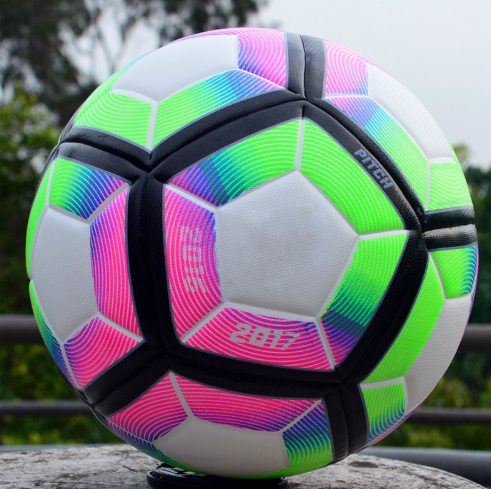 2019 High Quality Champions League Official Size 5 Football Ball Material PU