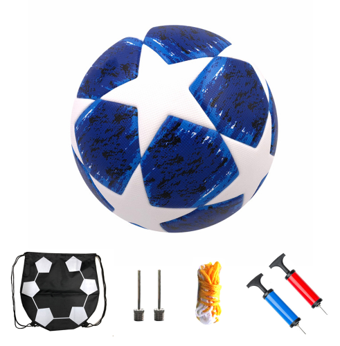 Soccer Ball Official Size 5 For Champions League football PU