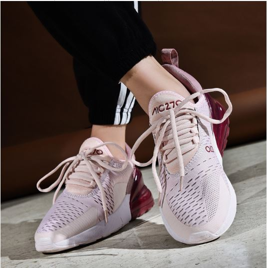 Running Shoes For Women Air Sole Breathable Women's Shoes High Quality Couple Sport Shoes