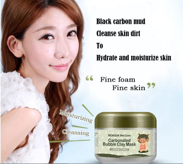skin care sleep treatment mask whitening hydration stickers cleansing blackheads remover