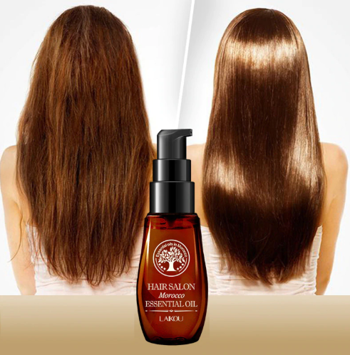 Hot Hair Care Moroccan Pure Argan Oil Hair Essential Oil