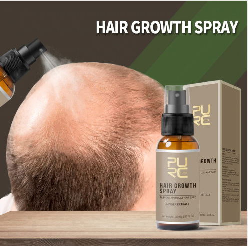 PURC New Product 30ml Hair Care Treatment Hair Growth Spray