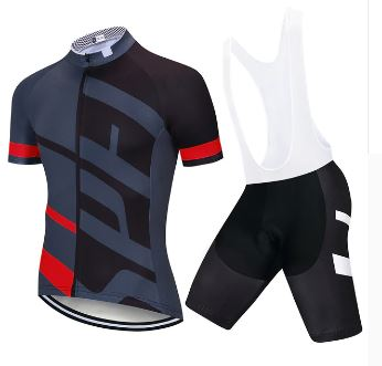 Clothing Short Sleeve Quick Dry Bike Wear Wear Sport Breathable Bicycle Bib Shorts