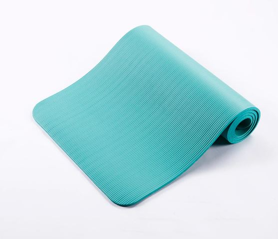 Non-slip Yoga Mats For Fitness Pilates Exercise Gym Cushions with Bandages