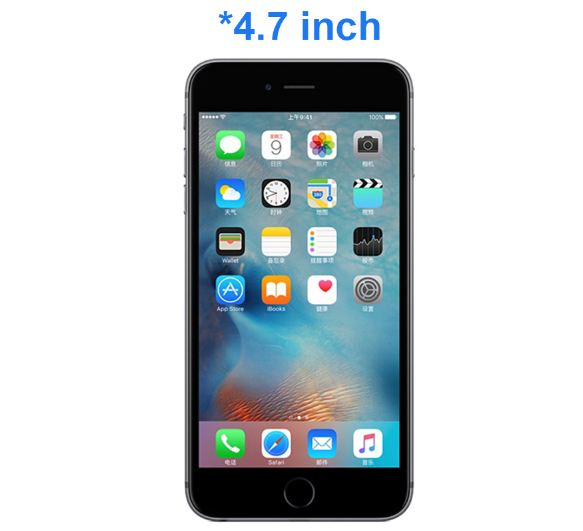 "Apple Original Apple iPhone 6s RAM 2GB ROM 32GB  4.7"" iOS Dual Core 12.0MP Camera fingerprint 4G LTE Unlocked Mobile Phone6s"