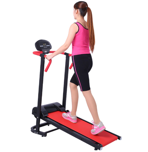Mini Foldable Treadmill Household Walking Machine Mechanical Treadmill