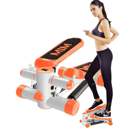 Treadmills Equipped with Quiet Home Mini Lose Weight Multi-functional Pedal Fitness Equipment Steppers Running Machines