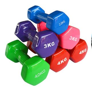 dumbbell fitness equipment unisex family yoga fitness dumbbells multi-functional
