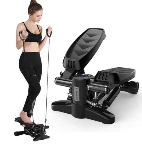 Home with Quiet Treadmill Home Mini Lose Weight Multi-functional Pedal Fitness Equipment