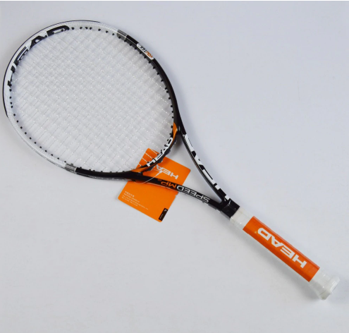 Carbon Fiber Top Material Lawn Tennis Racket