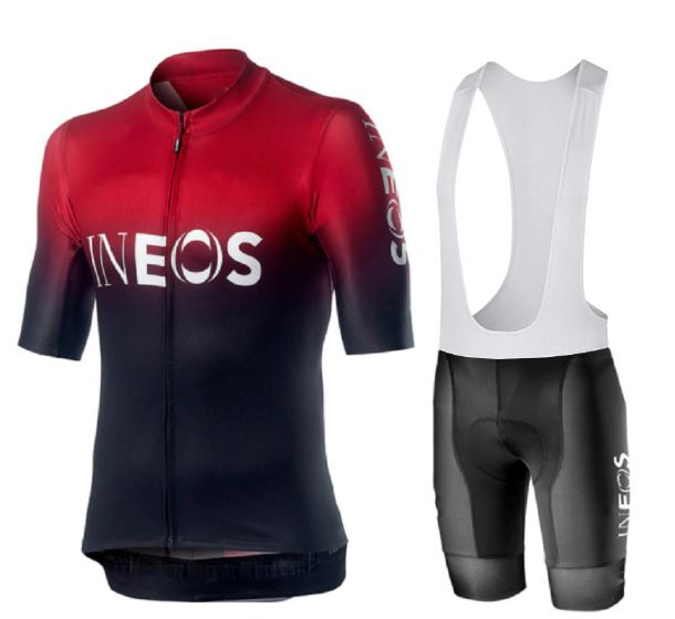 en Summer Short Sleeve Tops Breathable Cycling Cycling Clothes bib shorts Sport wear