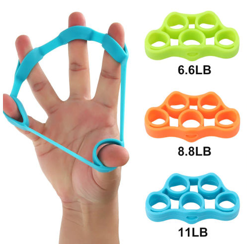 Finger Resistance band Rubber Band Training Stretch band Rubber String