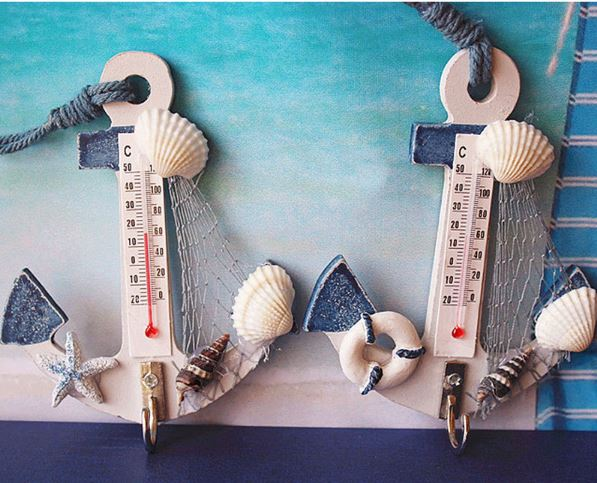 Nautical Craft Art Wall Hanger Hanging Home Decoration Vintage Creative Gift Decoration