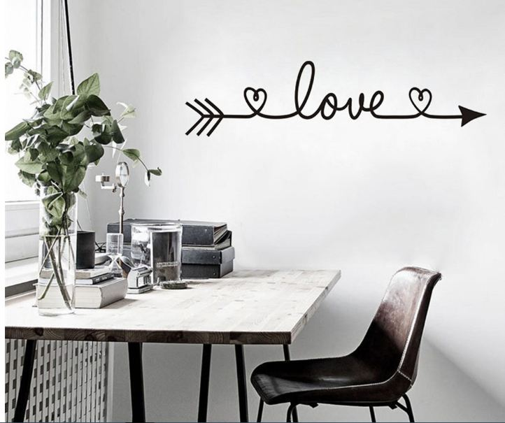 Home Wall Sticker Removable Mural Decals Vinyl Art Room Decor wall stickers
