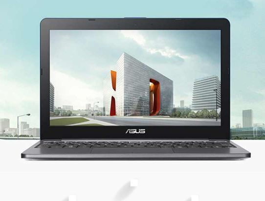 ASUS Laptop Win10 11.6 Inch Dual Core Intel Core N3350 DDR3L 4 GB RAM + 128 GB eMMC Ultra Thin notebook