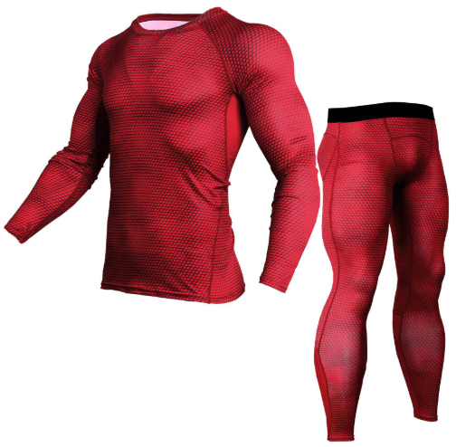 Thermal underwear Long Johns quick drying thermal underwear men clothing