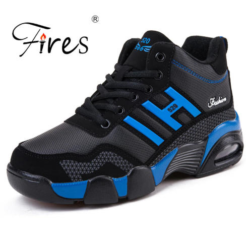 Running Shoes Men Lace-up Trainers Sports Male Shoes