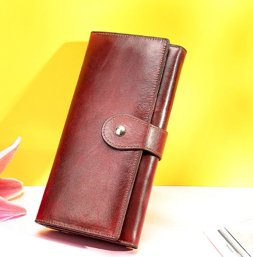 women wallets made of genuine leather women's wallet women's wallet for the phone / money cards lady bags wallets