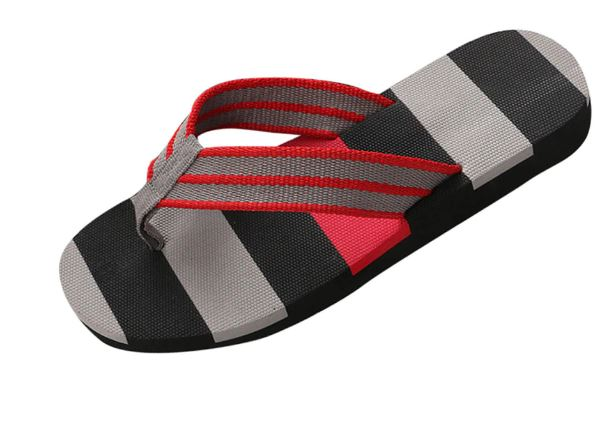 Men's Mixed Colors Sandals Men's Slipper Tarja Indoor or Outdoor Slippers Flip Flops Summer Shoes