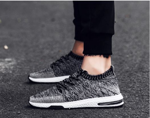 Men Running Shoes Trainers Men's Sport Shoes Walkng Shoes Running Coach Outdoor Sports Shoes