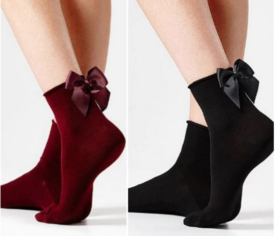 tockings for Women Casual Cotton Cotton Short Stockings Female