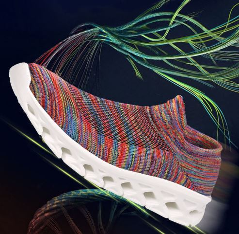 New sports lovers casual shoes light mesh shoes running shoes