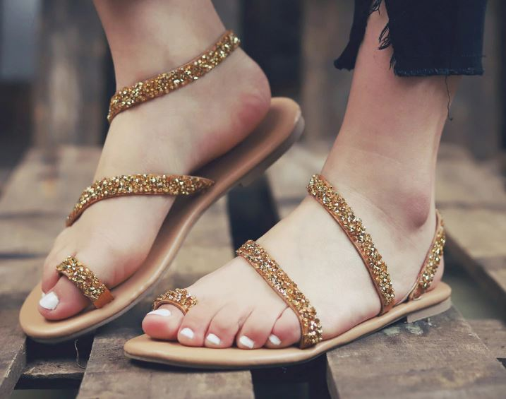 andals Shoes Summer Designers Shoes Women Bohemian Sandals