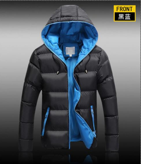 Casual Outdoor Windbreaker Jacket Homme Male Slim Fit Hooded Fashion Jackets