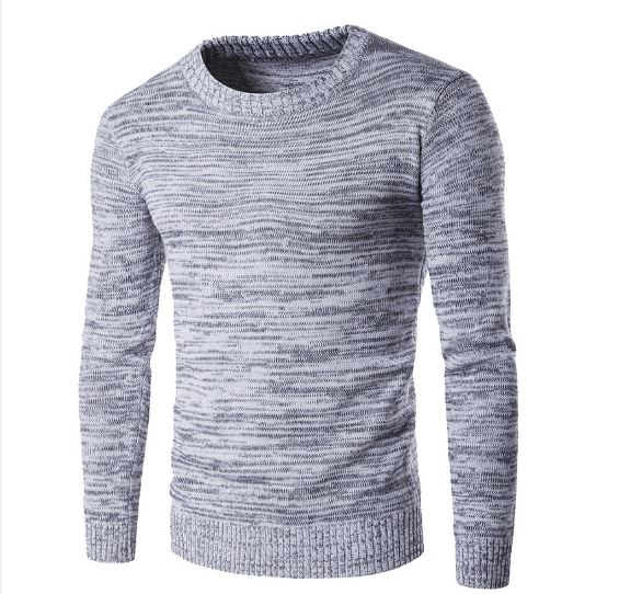 Men Sweaters Pullovers Knitwear Autumn Winter Fashion Brand Knitting Warm Wool Designer Casual Slim Fit Knitted