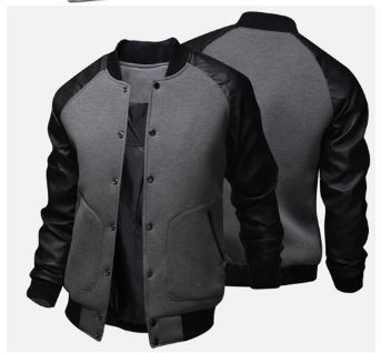 Jackets Casual Jackets 2019 Spring Fashion Autumn Design Sports Slim Fit Brand Men Jacket