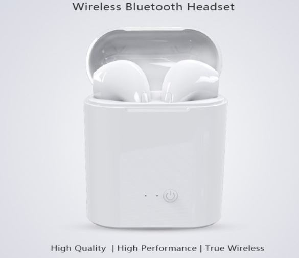 Hot Sale I7s TWS Bluetooth Earphone for All Smart Phones