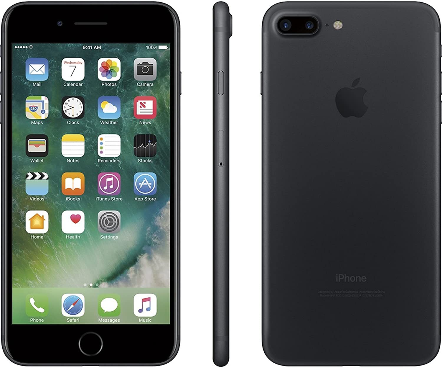 Apple  Iphone 7 Plus 128 gb with Finger Print