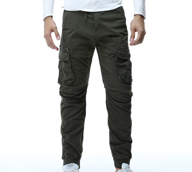 Mens Camouflage Tactical Cargo Pants Men Joggers Boost Military Casual Cotton Pants