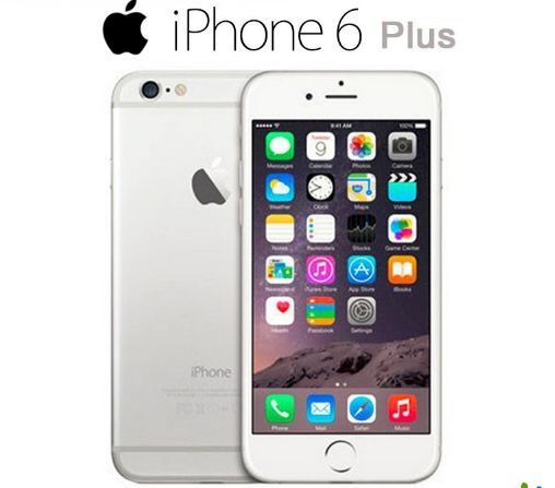 Apple Unlocked Original Apple iPhone 6 Plus  64GB