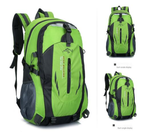 Men's Backpack Male Laptop School Travel Casual Bags Pack Out Door Black Sport Backpack