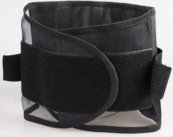 Back Pain Support Belt M L XL  Size Easy Wearing Posture Correction Ultra Thin ventilation Excellent Unisex
