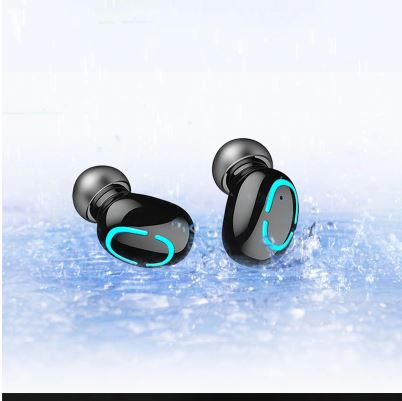 Wireless Headset Complete Wireless Noise Reduction Bluetooth 5.0 Wireless Earphones Automatic Pairing